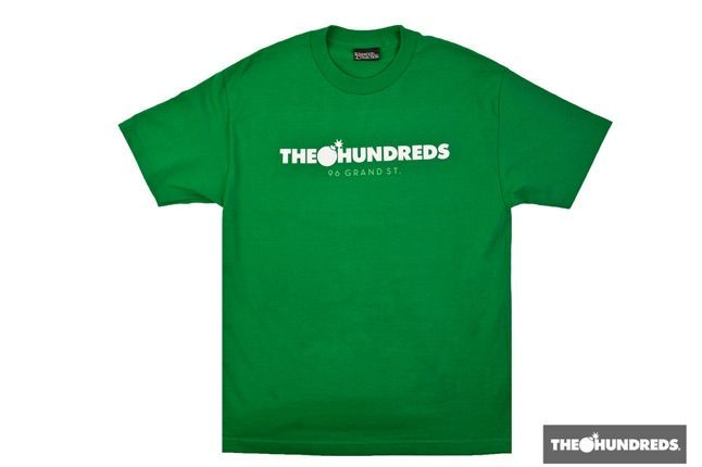 The Hundreds Rosewood Tee 1 1
