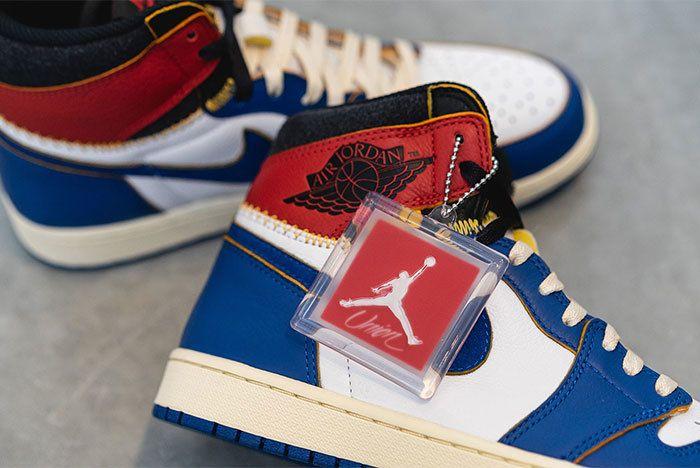 Union Jordan 1 Sneaker Freaker6