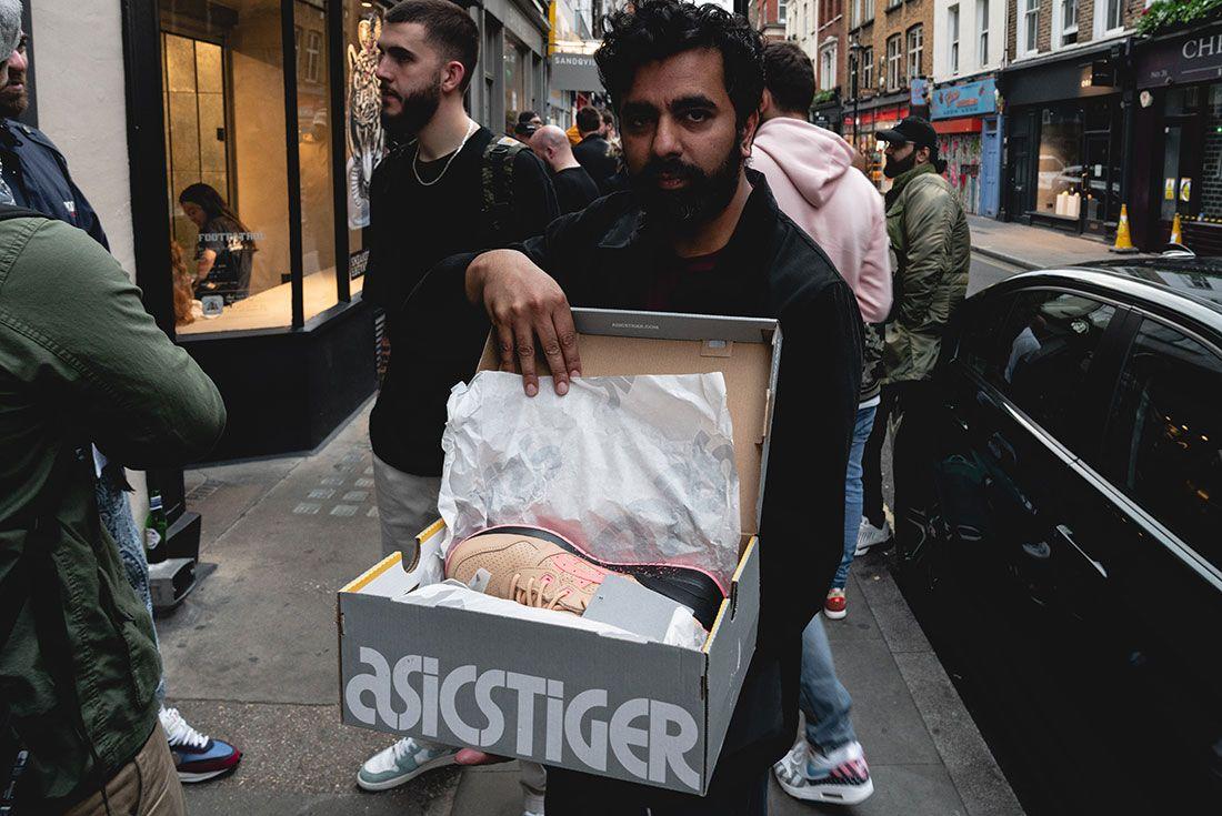 Footpatrol London Tiger Snake Launch People5
