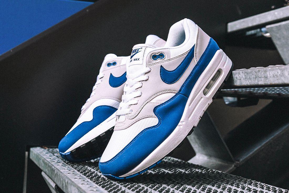 Nike Air Max 1 2017 Retro Anniversary Blue16
