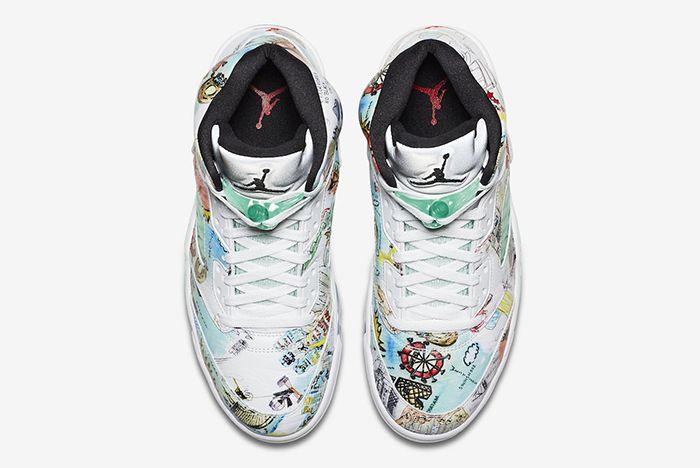 Air Jordan 5 Wings Official 4