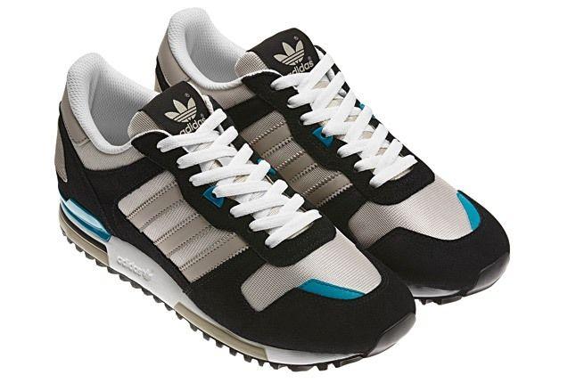 Adidas Originals Spring Summer Black Grey Angle 1