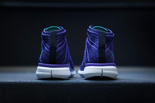 Nike Wmns Flyknit Chukka Hornets 4