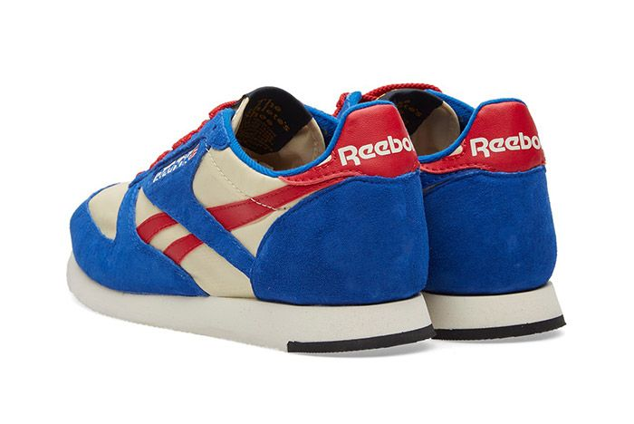 Reebok London Tc Vintage Red White Blue 4