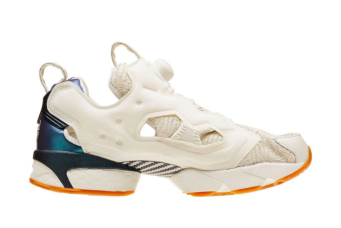 Reebok Insta Pump Fury Year Of The Rooster