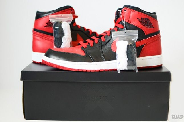 Air Jordan 1 Banned Houston Release Recap 22 1 1
