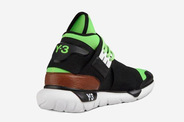 Y 3 Qasa High Acid Green 3