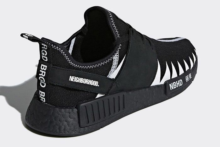 Neighborhood Adidas Nmd Black Boost Small