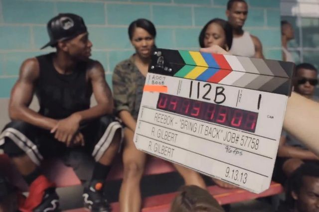 Reebok Game Recognise Game Ad Campaign Bts 7