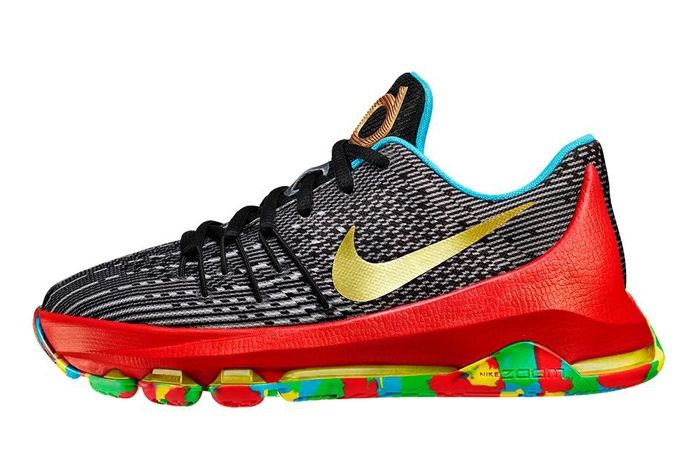 Nike Kd8 Kids Money Ball 5