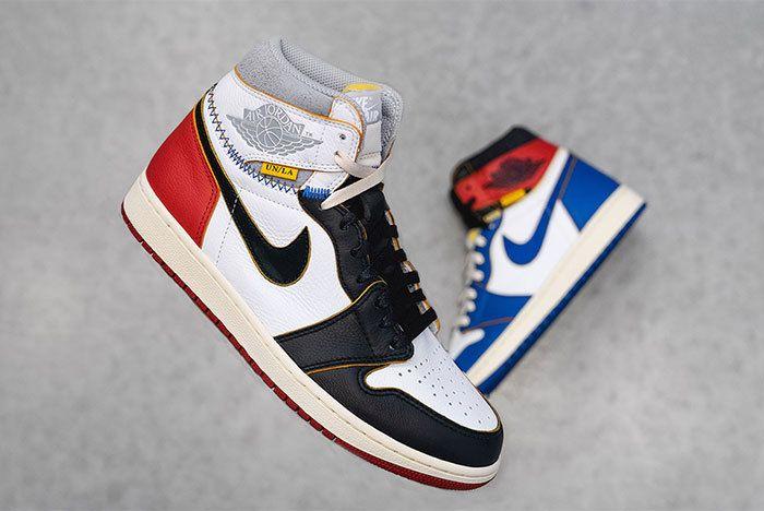 Union Jordan 1 Sneaker Freaker10