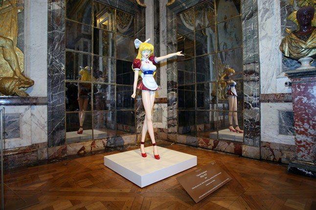 Takashi Murakami Exhibition The Chateau De Versailles Party 1 1