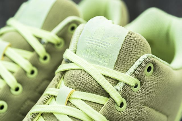Adidas Zx Flux Frost Yellow3