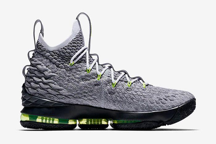 Nike Le Bron 15 Air Max 95 6