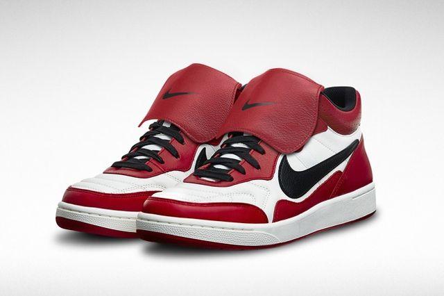 Nike Tiempo 94 Jordan Pack Red Black