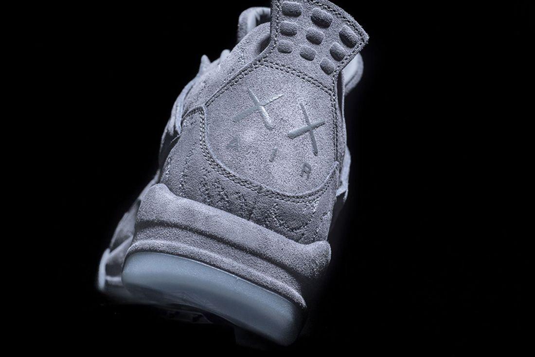 Kaws X Air Jordan 4 13