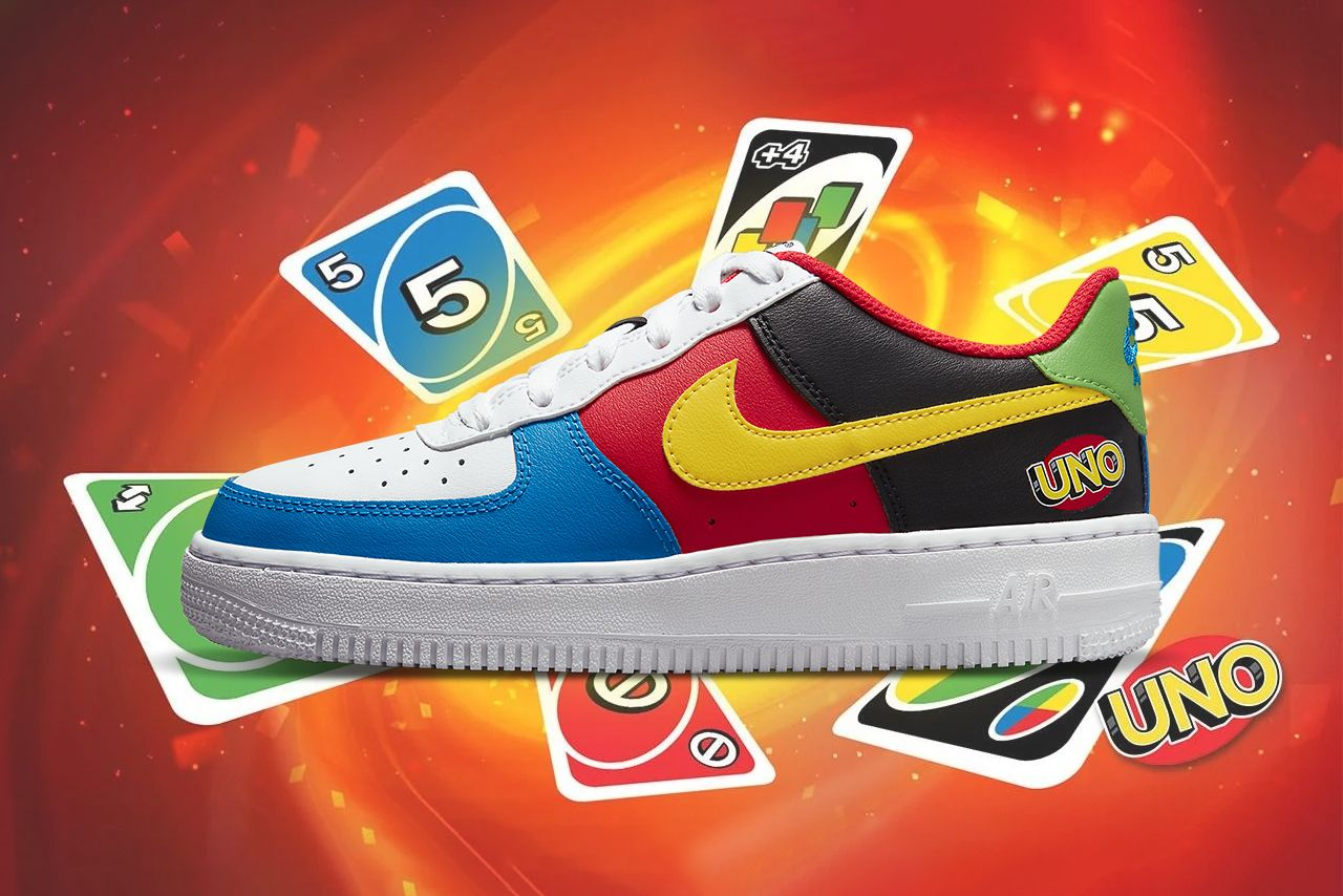 Uno x Nike Air Force 1 Low