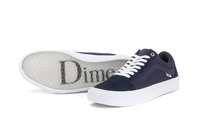 Dime X Vans Old Skool Pro And Fairlane 5