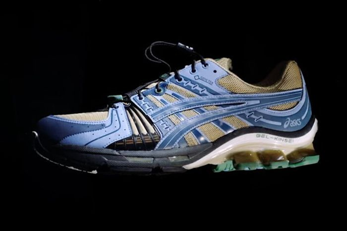 Affix Works Asics Gel Kinsei Og Gore Tex Release Date Lateral