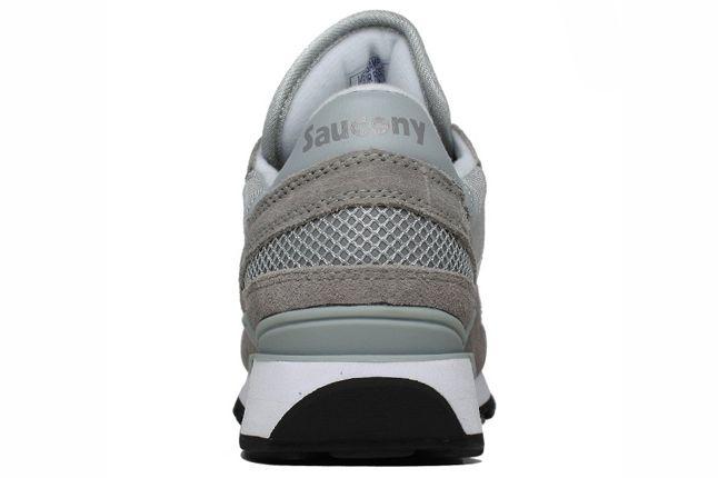 Saucony Shadow Original Grey Heel 1