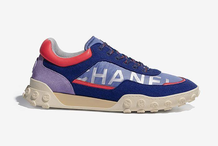 Chanel Nylon Calfskin Sneakers Release Date Price 06