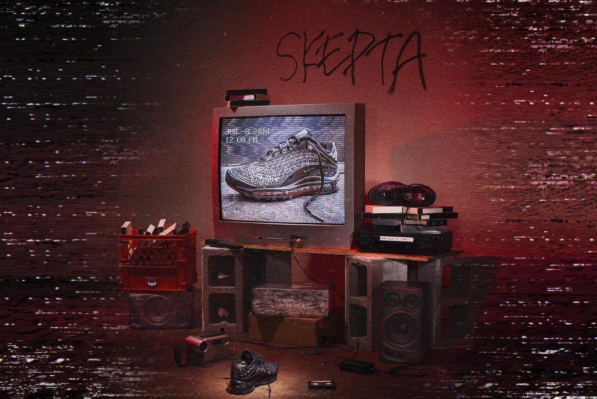 Skepta Nike Air0Max Deluxe Release 1