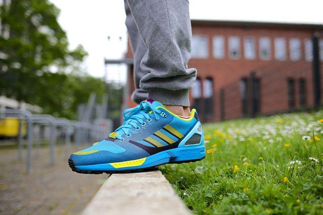 Adidas Originals Zx Flux Aqua 18