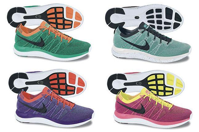 2013 Spring Nike Lunar One Flyknit Plus 1