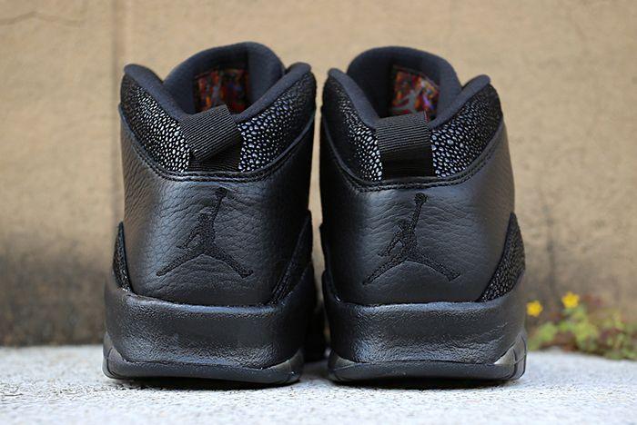 Drake X Air Jordan 10 Ovo Black Stingray9