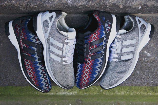 Adidas Originals Zx Flux Tech Super Colour Pack 5