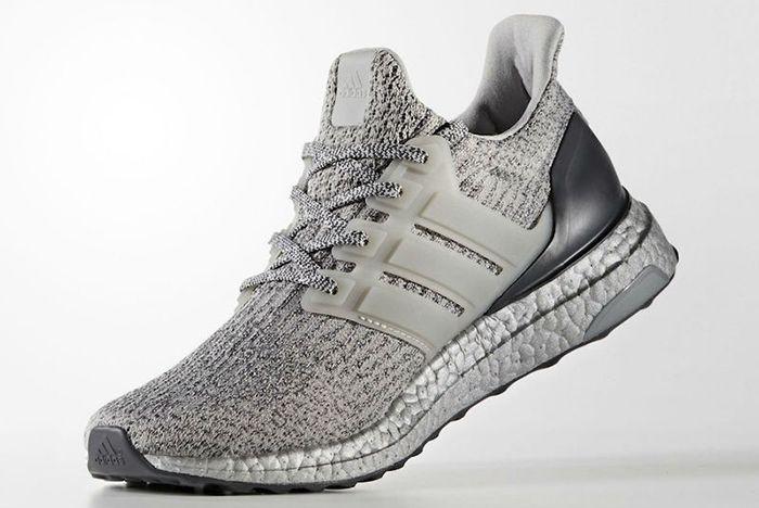 Adidas Ultra Boost 3 0 Silver 1