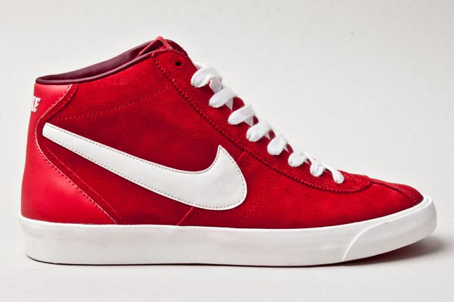Nike Bruin Mid Red 1 1