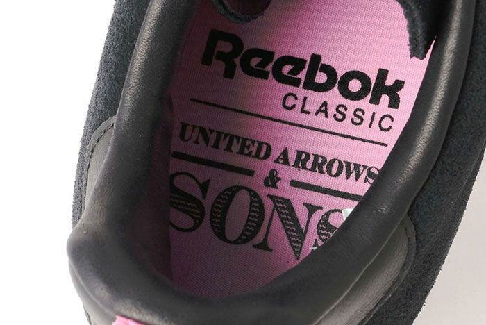 United Arrows Reebok Npc 4