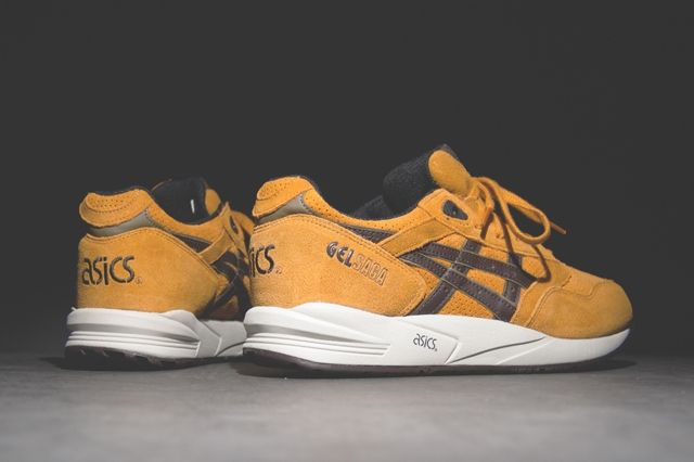 Asics Gel Saga Curry 1