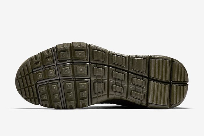 Nike Lupinek Flyknit Cargo Khaki 2