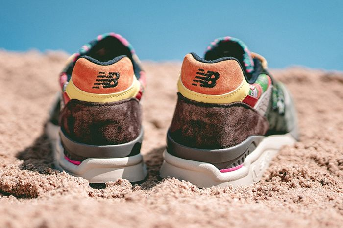 New Balance 998 M998Awk Made In Usa Earth Multicolor Release Date Heel