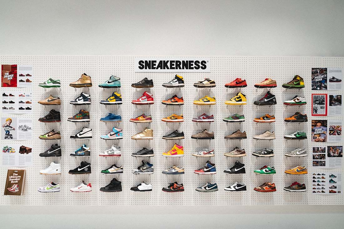 Sneakerness Milan Nike Dunk Expo Special Sneaker Club Event Recap 2 Full