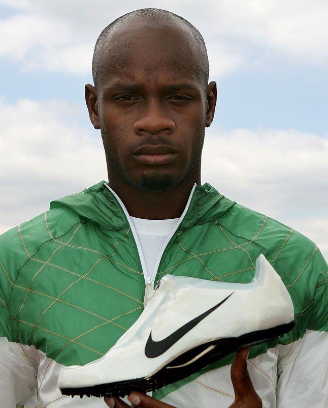 Asafa Powell Interview 2