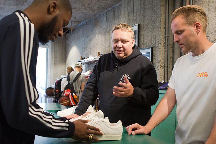 Adidas New Series