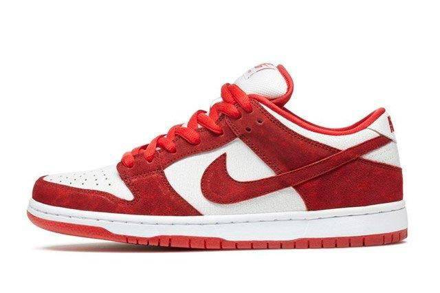 Dunk Low Sb Vday Sideview
