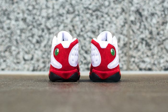 Air Jordan 13 True Red12