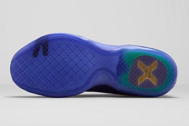 Nike Kobe X Blackout Bumper 2