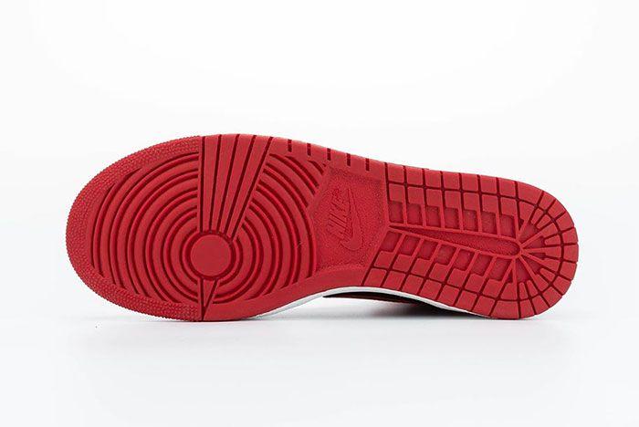 Air Jordan 1 85 Hi Varsity Red Outsole