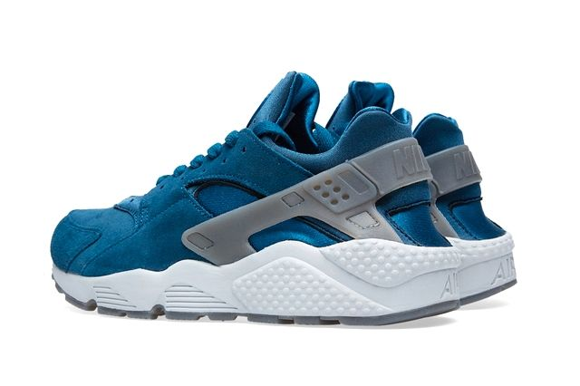 Nike Huarache Blue Force Bumperoo 2