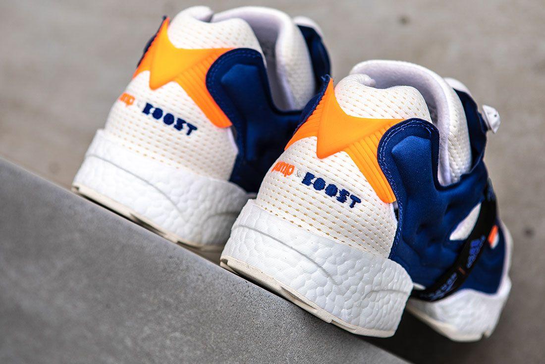 Reebok Adidas Instapump Fury Boost Prototype Sneaker Freaker Heel5