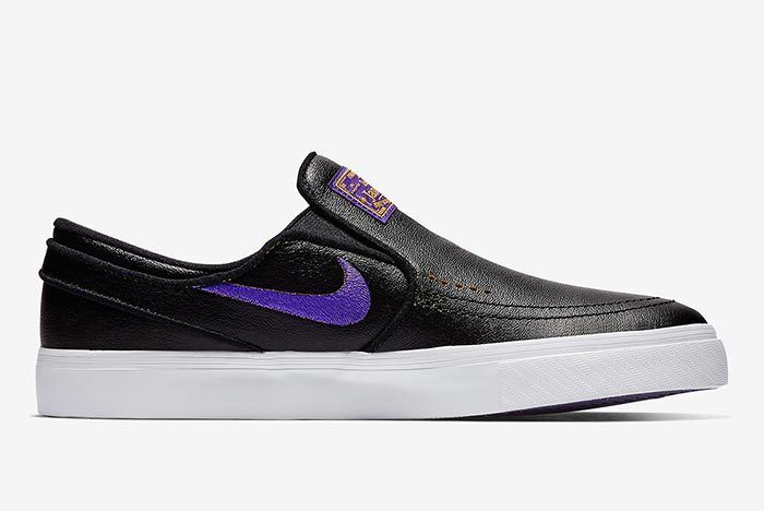 Nike Sb Nba Janoski La Lakers 3
