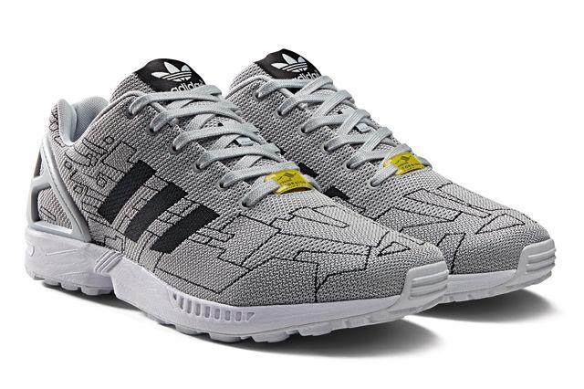 Adidas Originals Zx Flux Pattern Pack 1