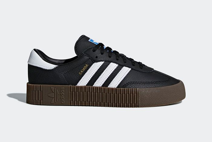 Adidas Sambarose Black 1