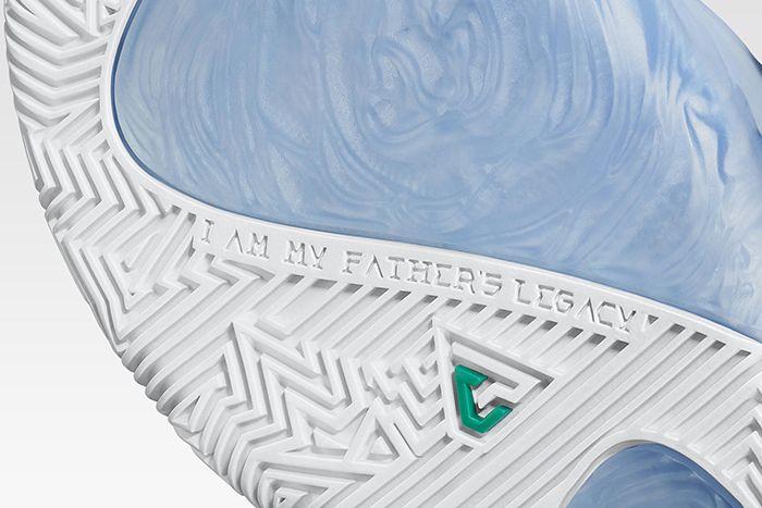 Nike Zoom Freak 1 Giannis Antetokounmpo Black White Release Date Outsole
