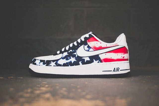 Nike Air Force 1 Independant Day Bumper Bump 4